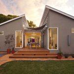 Desain Atap Rumah Sandar