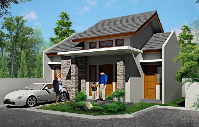 Desain Interior Atap Rumah