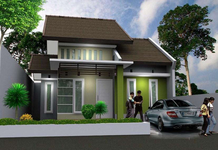 Desain Interior Rumah Type 45 Minimalis Modern