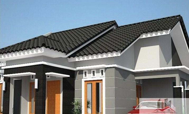 Desain Rangka Atap Rumah