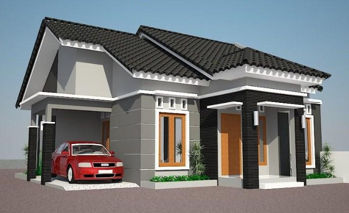 550 Gambar Rumah Minimalis Jaman Now Gratis Terbaik