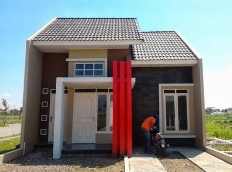 35 Desain Rumah Minimalis Tampak Depan Terbaru 2019