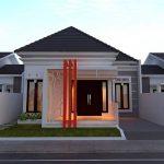 Desain Rumah Minimalis Type 45 72