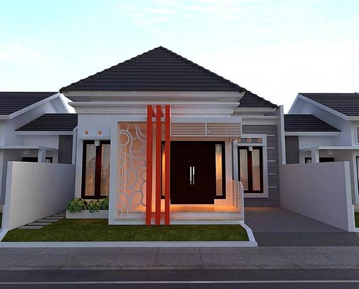 25 Koleksi Desain Rumah Minimalis Type 45 Terbaru 2020