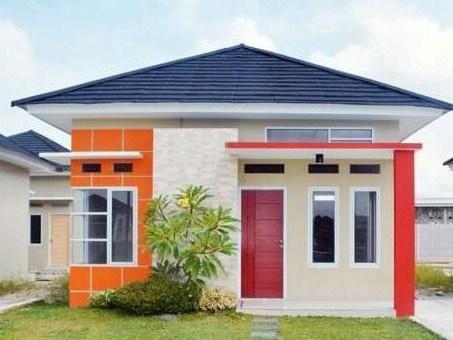 Desain Rumah Minimalis Type 45 Lengkap