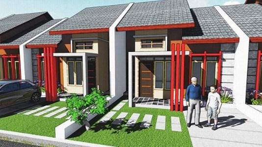 Desain Rumah Type 45 Minimalis 2019