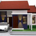 Desain Rumah Type 45 Minimalis Modern