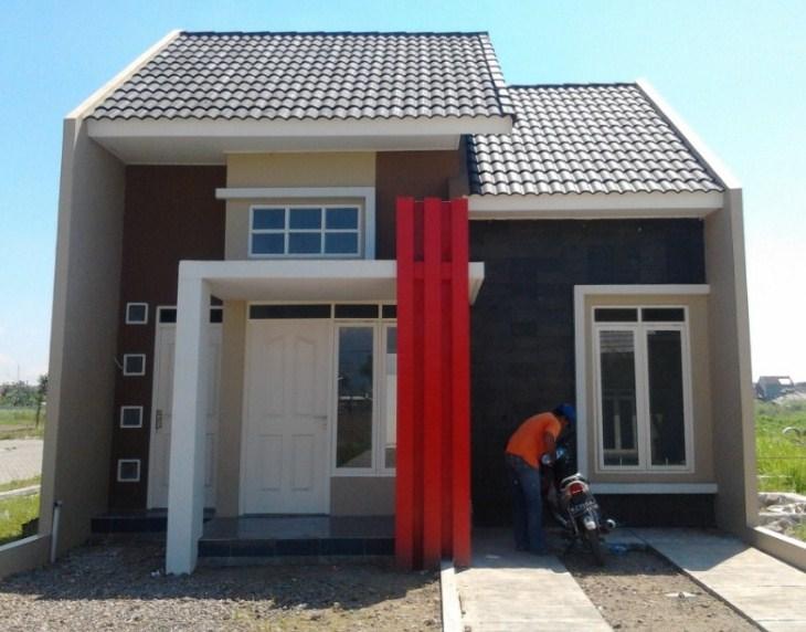 Desain Teras Depan Rumah Sederhana