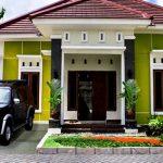 Desain Warna Cat Rumah Bagian Luar