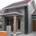 Desain Warna Cat Rumah Sederhana
