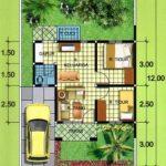 Foto Denah Rumah Minimalis Type 45