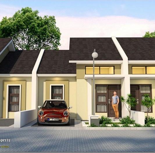 Foto Desain Rumah Minimalis Type 45