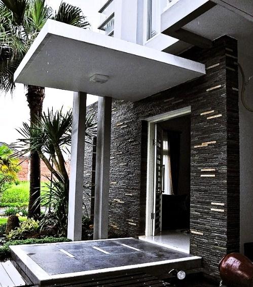 Foto Teras Rumah Sederhana