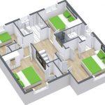 Gambar Desain Rumah 3d Ala Eropa