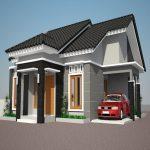 Gambar Model Atap Rumah Minimalis Modern 2020