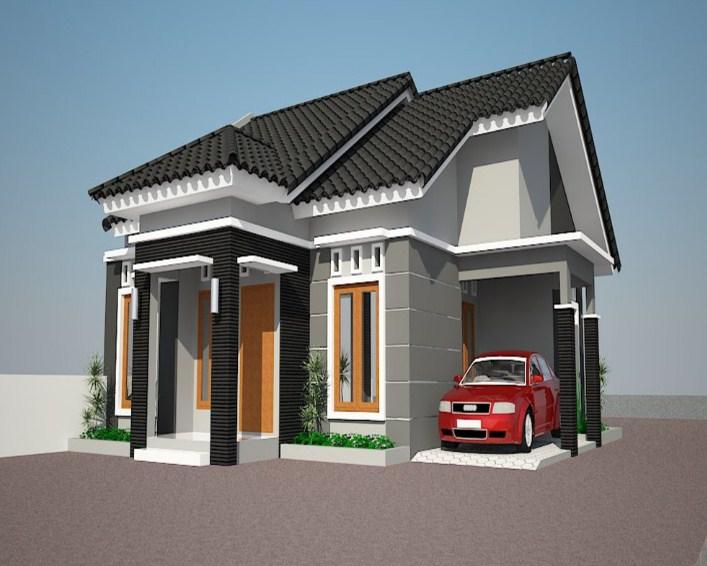 Gambar Model Atap Rumah Minimalis Modern 2019