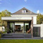 Gambar Rumah Minimalis Tampak Depan Mewah