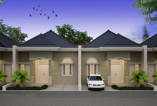 Gambar Rumah Minimalis Type 45 1 Lantai
