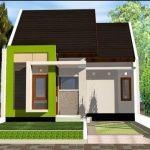 Gambar Warna Cat Rumah Sederhana
