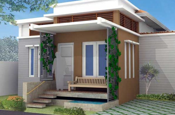 Inspirasi Teras Rumah Minimalis