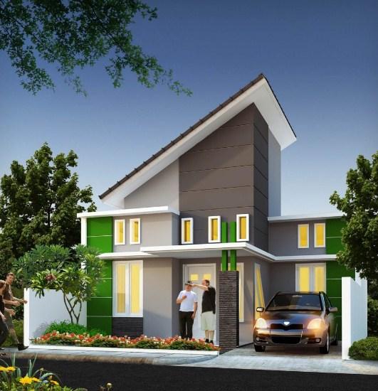 Model Atap Pelana Rumah Minimalis 2019