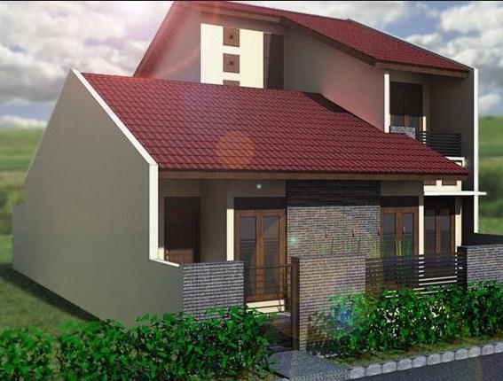 Model Atap Rumah Minimalis 2 Lantai 2019