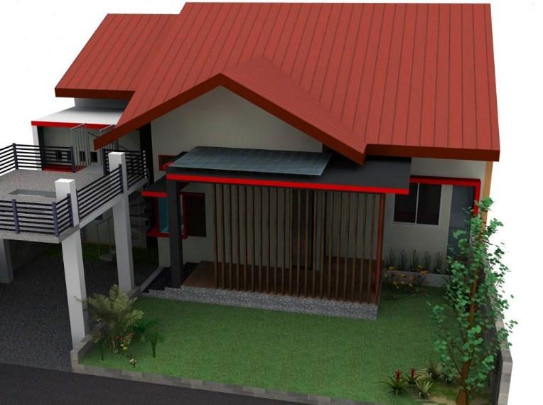 Model Atap Rumah Minimalis 2019
