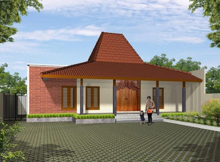 Model Atap Rumah Minimalis Joglo 2019