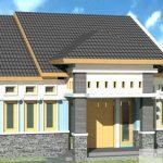 Model Atap Rumah Minimalis Lantai 1 2019