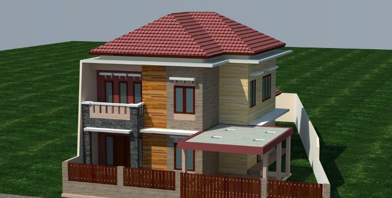 Model Atap Rumah Minimalis Modern 2019