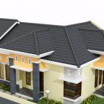 Model Atap Rumah Minimalis Sederhana 2019
