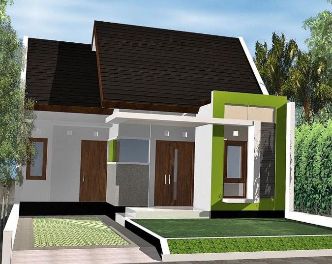 Model Atap Rumah Minimalis Semi Tingkat 2019