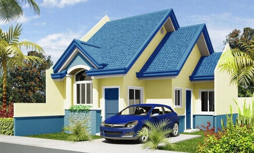 Model Atap Rumah Minimalis Tampak Depan 2019