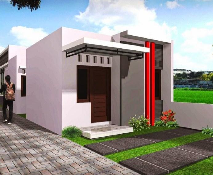 Model Rumah Atap Cor Minimalis 2019