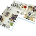 Model Rumah Minimalis 3 Kamar Tidur Terbaru