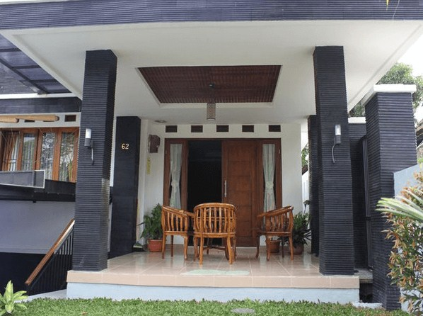 Model Teras Depan Rumah Sederhana