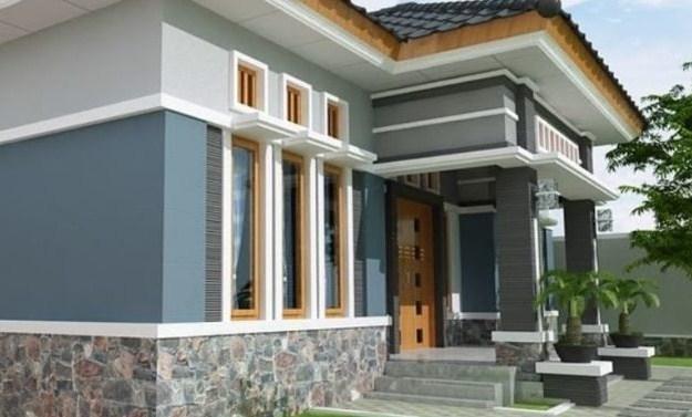 Model Teras Rumah Sederhana 2019