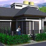 Model Warna Cat Rumah Sederhana Bagian Luar