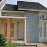 Rumah Minimalis 2 Lantai Tampak Depan 2019