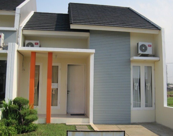 Rumah Minimalis 2 Lantai Tampak Depan 2020