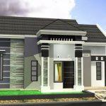 Rumah Minimalis Tampak Depan Dan Samping