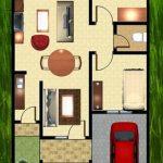 Sketsa Denah Rumah Minimalis Type 60 Terbaru