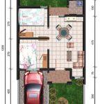 Sketsa Rumah Idaman Sederhana