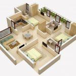 Sketsa Rumah Sederhana Elegan