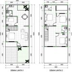 Sketsa Rumah Sederhana Minimalis