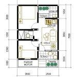 Sketsa Rumah Sederhana Terbaru 2019