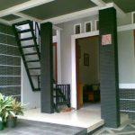 Teras Rumah Minimalis Lantai 2