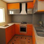 Warna Cat Dapur Rumah Sederhana