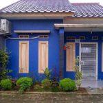 Warna Cat Dinding Luar Rumah Sederhana