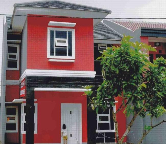 44 Koleksi Gambar Warna Cat Eksterior Rumah HD
